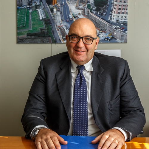 Mauro D'Angelo - General Manager