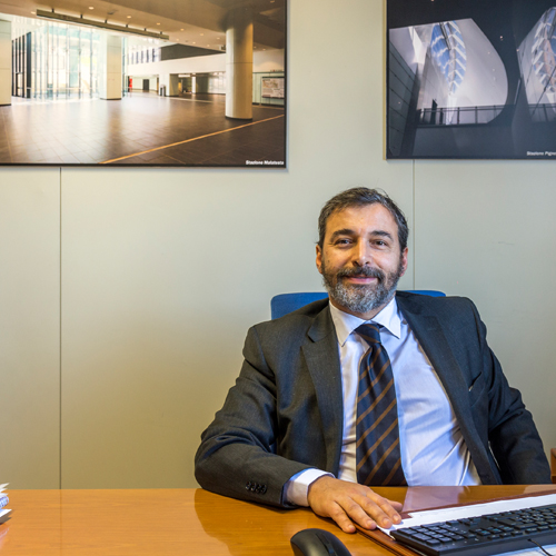 Valerio Foti -– Construction Manager TBM – San Giovanni Station T3 Civil Plant
