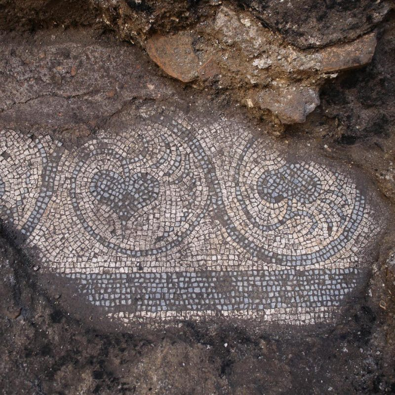 Archaeological finding Third century after Christ